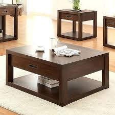 hayneedle coffee table coffee table sets glass