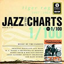 Jazz Charts Jazz In The Charts Vol 1 Jazz In The Charts 1917 21