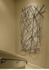 wall art wooden sticks
