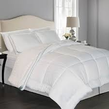 kathy ireland home essentials multi pinstripe down alternative kathy ireland comforter reviews