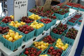 york fruits. sunnyside greenmarket york fruits
