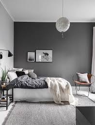 How To Select The Right Paint Finish In 40 It's All About Stunning Grey Paint Bedroom