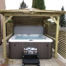 Brentano Hot Tub Gazebo