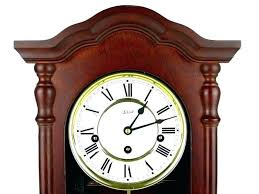 clock chime wall with pendulum instructions bulova clocks