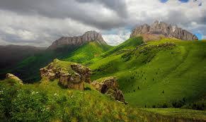 Горы и вершины России Сайт посвященный туризму и путешествиям  Горы хребты и перевалы Адыгеи