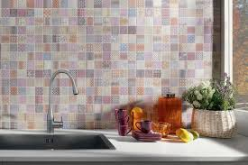 pretty pink patchwork tiles