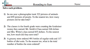 19 Rounding Worksheets 3rd Grade, Rounding Worksheets For 3rd ...
