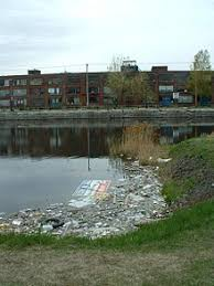 water pollution  pollution in the lachine canal