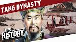 Tang Dynasty Began in China