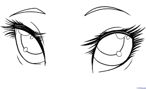 Anime Eyes Coloring Pages Inspirational Page Home Online Verfutbol
