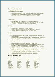Resume Skills Examples List Resume Skill List Example Soft Skills