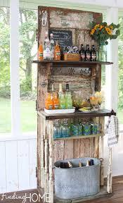 low budget diy outdoor bar ideas