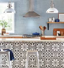 Kitchen Backsplash Installation Cost Delectable Tile Backsplashes Tile The Home Depot