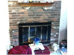 small fireplace doors ed pleasant hearth fenwick small glass fireplace doors