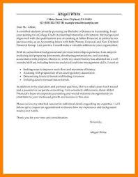 12 College Student Cover Letter For Internship Letter Adress