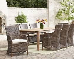outdoor dining sets for 8. This Outdoor Dining Set Features 8 Havana And The Natural Teak 110\ Sets For