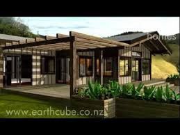 EARTHCUBE OHAUITI - SHIPPING CONTAINER HOMES - NEW ZEALAND