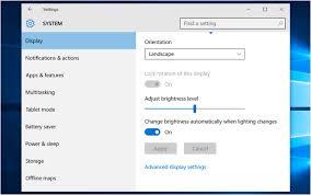 Cách Điều Chỉnh Độ Sáng Màn Hình Trên Máy Tính Windows 10 - VERA STAR