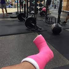 best broken ankle exercises
