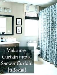 custom size shower curtains half size shower curtains half shower curtain single stall curtains size images
