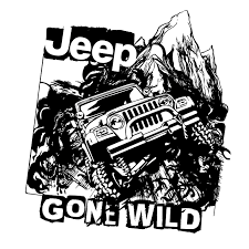 Jeep T Shirt Designs Modern Bold T Shirt Design For Jeep Gone Wild By Kim
