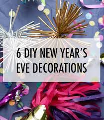 6 diy new year s eve decorations