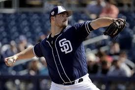 Padres pitcher Jacob Nix arrested - The San Diego Union-Tribune