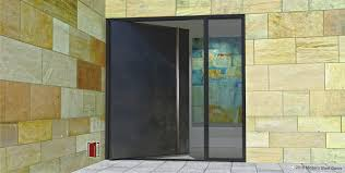 metal front doorModern Steel Doors  Custom Pivot Doors Glass Doors Metal Doors
