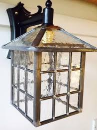 gothic lantern lighting. Image Is Loading LUDLOW-NH64-DC-Gothic-Lantern-Glass-Clear-Handmade- Gothic Lantern Lighting