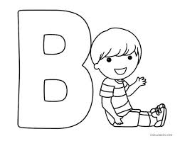 Letter W Free Alphabet Coloring Pages Printable Letters I D Sheet
