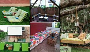 26 awesome outside seating ideas you