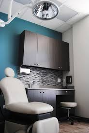 modern medical office design. Love The Color Scheme. Village Dermatology With Grey Washed Wood And A Dusty Cool Color. Medical Office DecorDental DesignOffice Modern Design 5
