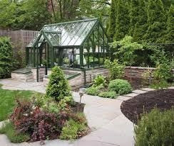 beautiful backyard gardens house home