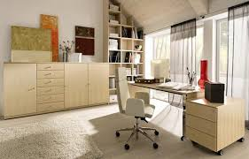 office furniture on wheels. modern home office design with furniture on casters wheels e
