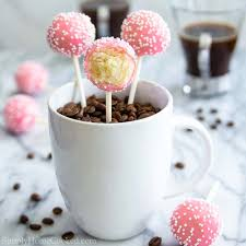 How To Make Cake Pops Starbucks Copycat Video Simply Home Cooked