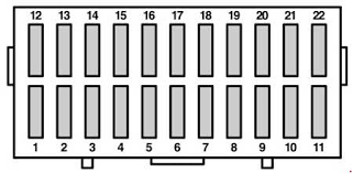 ford ka fuse box simple wiring diagram ford ka fuse box