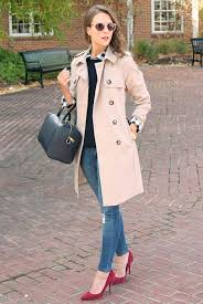 20 ways to style your favorite trench coat fashion blogger penny pincher fashion