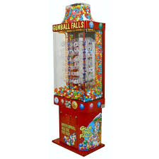 Ball Vending Machine Adorable Sports BallGumball Falls Kinetic Vending Machine Online Vending