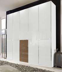 Wiemann Kleiderschrank Shanghai Glasfront Kaufen Baur