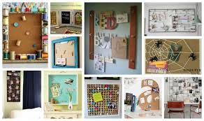 Diy Bulletin Board Design Awesome Diy Bulletin Boards For A More Organized Space