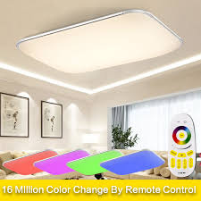 china remote control led ceiling lights