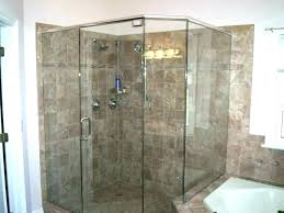 shower stall kits