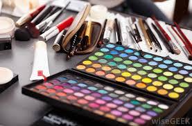 a good freelance makeup artist should have an array of professional grade cosmetics