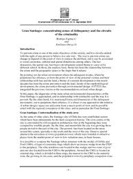 publicaties veilig ontwerp en beheer gran santiago concentrating zones of delinquency and the circuits of the criminality