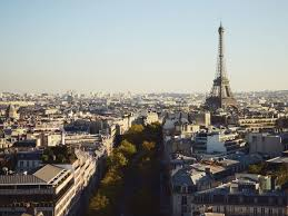 dining with eiffel tower view. where to get the best views of eiffel tower - photos condé nast traveler dining with view w