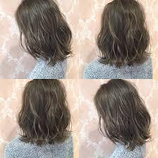 アドミオカラーベイリーフ ヘアスタイル 髪型 ヘアセット ヘア