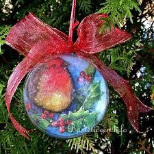 Christbaumschmuck Basteln Weihnachtsbasteleien