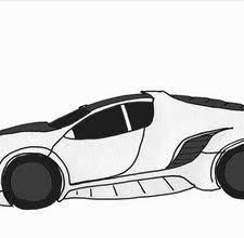 Come Disegnare Una Super Car Notizieit