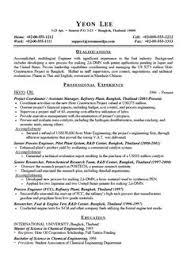 Resume Format In Cv Pinterest Sample Resume Sample Resume