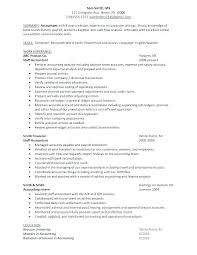 Resume Sample For Accountant Position Sample Cover Letter Accountant Sample Accounting Assistant Cover
